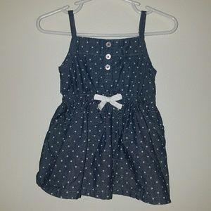 Carter's dress 6 months